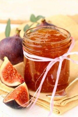 Geleia de Figo - Receitas de Mãe