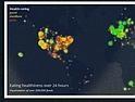 La mappa giornaliera del cibo spazzatura
