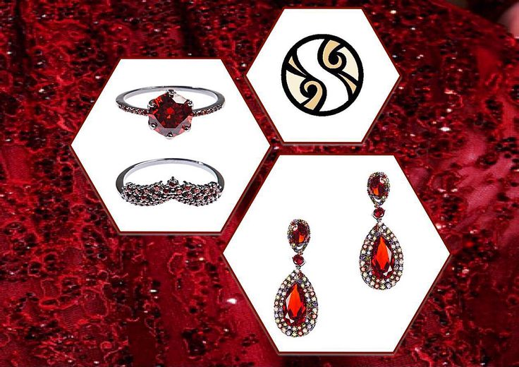 Пятница - время праздника и страсти! С украшениями Diamond вы будете сверкать ещё ярче! #выходныеначались #selenajewelry #diamond #friday #weekend #burgundy #garnet #гранат #бургундия