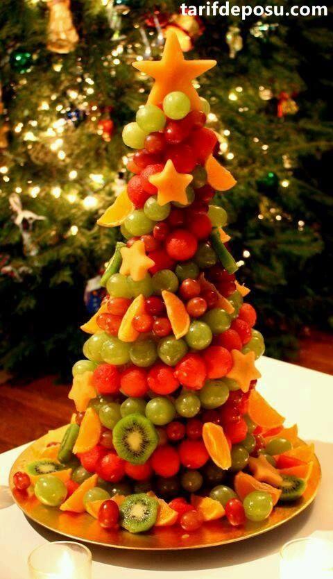 yılbaşına özel 8 meyve sunumu 5 - www.tarifdeposu.com