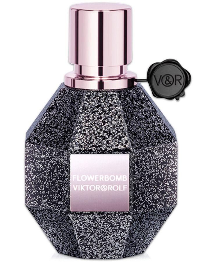Flowerbomb Black Sparkle Viktor&Rolf perfume - a new fragrance for women 2016