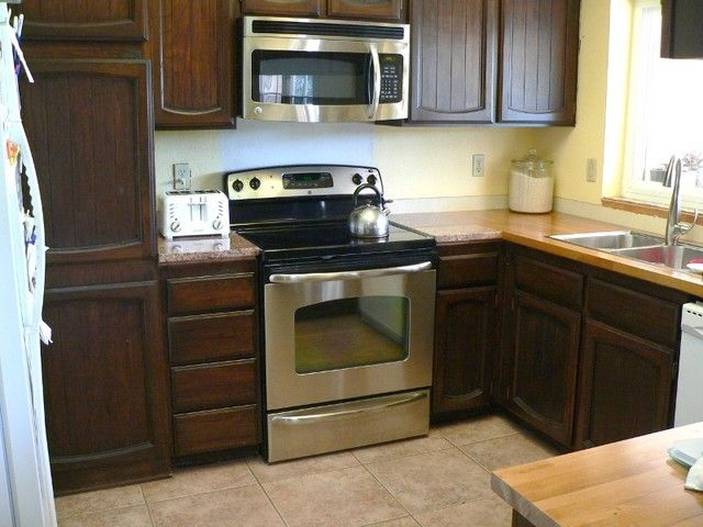 Countertop Next To Stove : Using a different countertop material next to the stove? - Kitchens ...