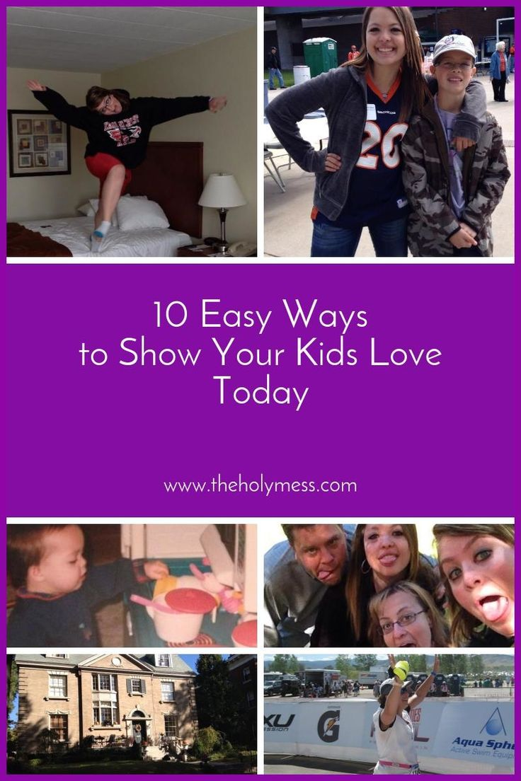 5 ways to show your kids 10 fun ways to surprise your kids and make their day show keep me signed in forgotten your password or log in with facebook or log in with facebook.