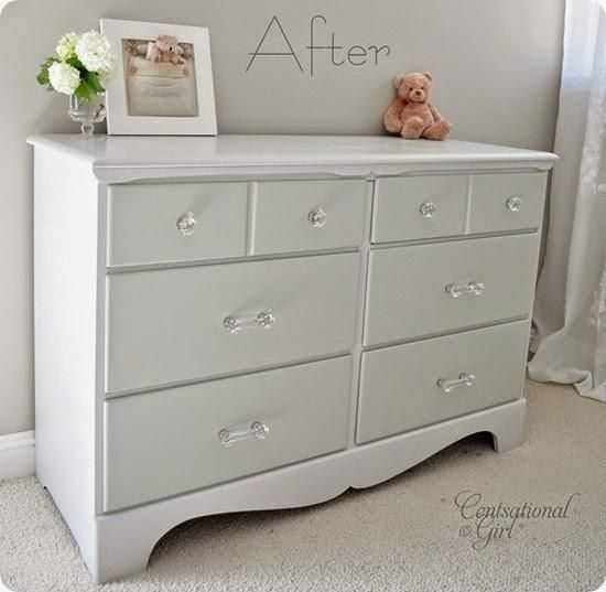 DIY: Cómo darle una nueva oportunidad a un mueble viejo con chalk paint | Decorar tu casa es facilisimo.com