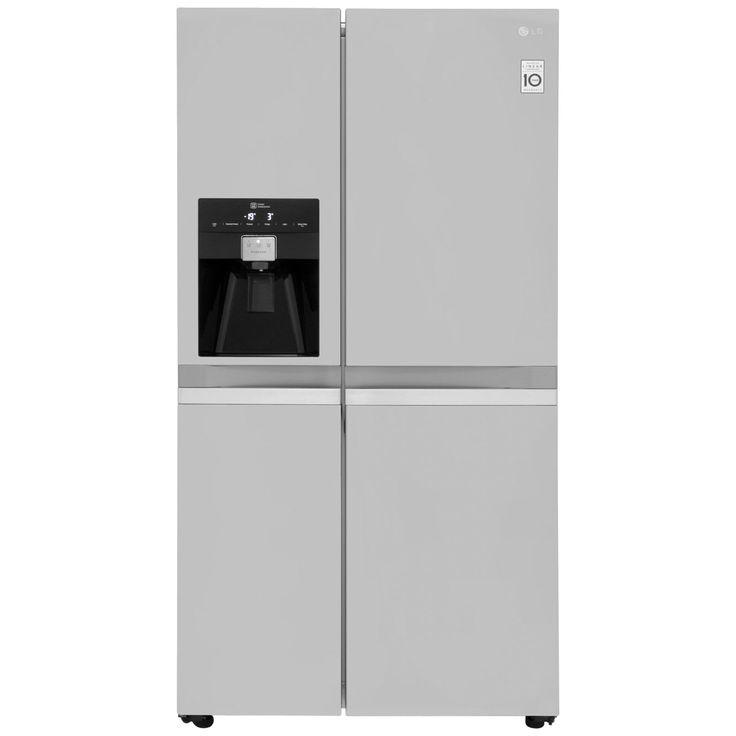 LG GSL545NSQV American Fridge Freezer - Brushed Steel - £929 - 540 litre