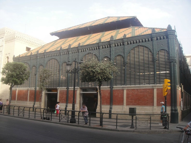 Mercado de Atarazanas - Malaga