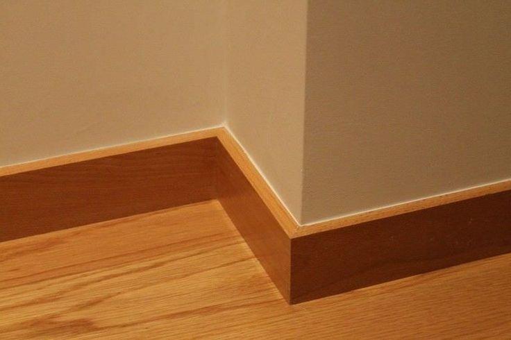 Wood Baseboard Product