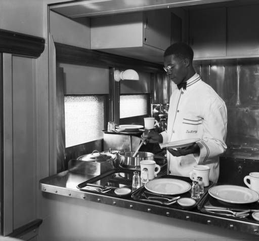 410 Best Railroad Dining Car Waiters Images On Pinterest