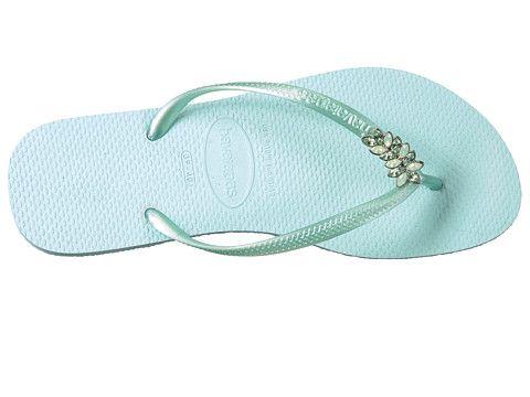 Havaianas Slim Lux Flip Flops
