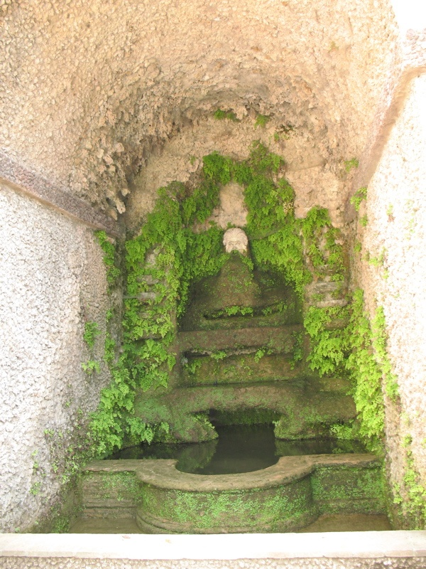 17 best images about the grotto on pinterest gardens for Garden grotto designs
