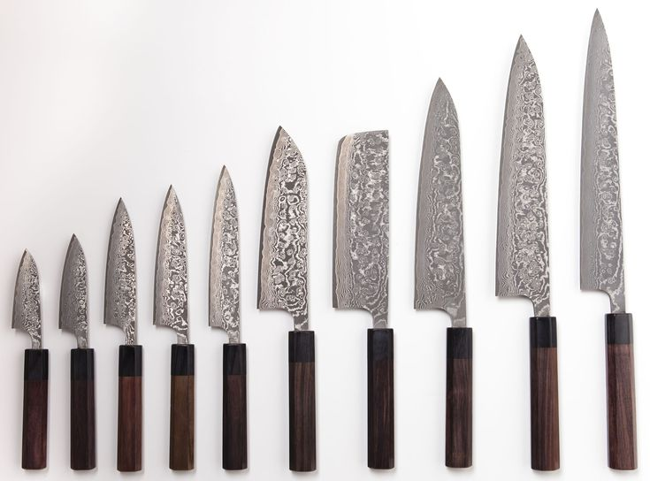 click for a close up view of the masakage kumo by anryu san family of knives tools pinterest. Black Bedroom Furniture Sets. Home Design Ideas