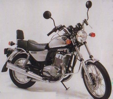 644 Chopper, 1994