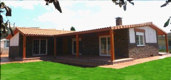 Las 25 mejores ideas sobre casas prefabricadas espa a en - Casas prefabricadas de madera espana ...