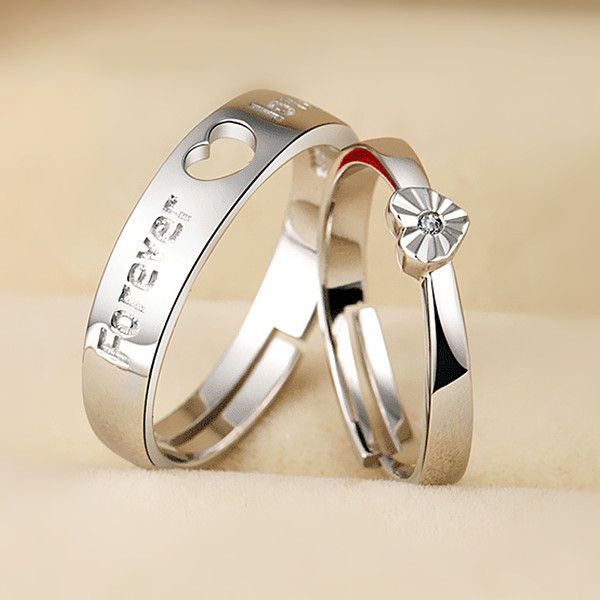 17 Best images about ☆2015 Matching Couple Promise Rings ...