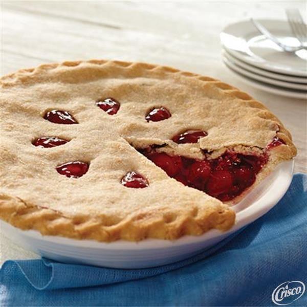 Flaky Pie Crust from Crisco®