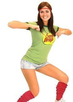 what im going to be for halloween sometimes! #drop it like its hot #sundrop