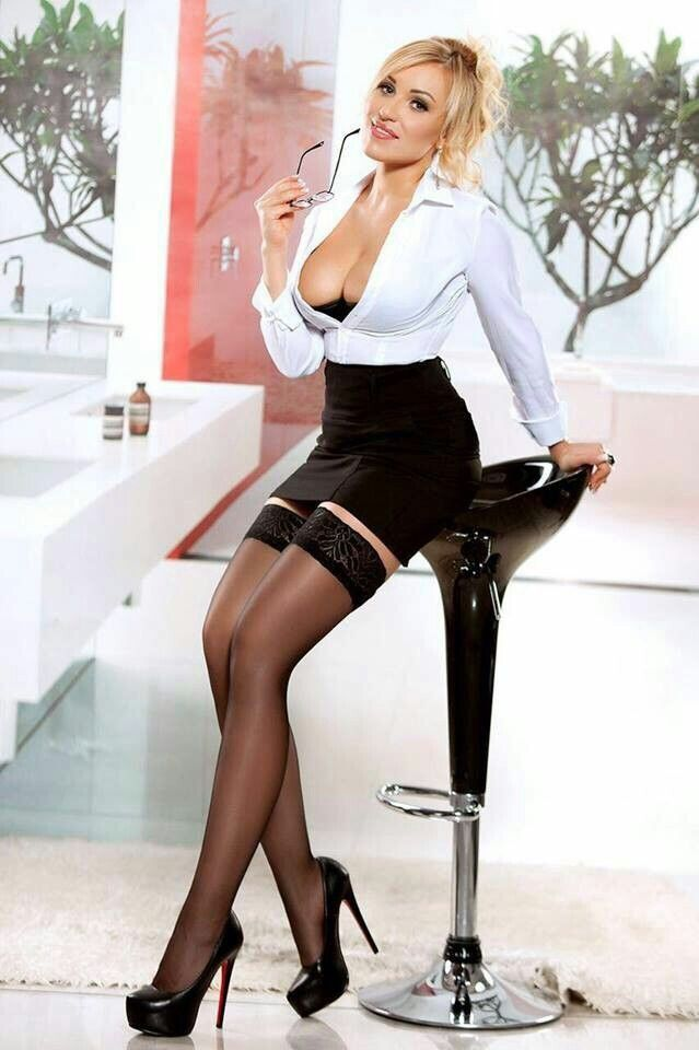 Very sexy white high heels sexys tacones blancos - 2 9