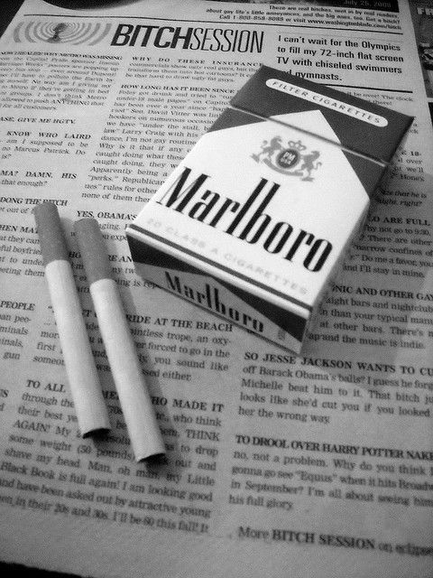 Marlboro Cigarettes - Ultra Light 100s please