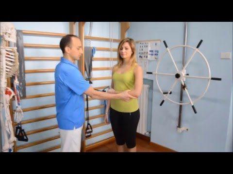Esercizi per la lussazione di spalla e instabilità
