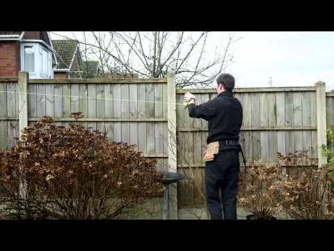 How to DIY Cat Proof a Garden Fence by ProtectaPet