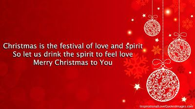 Xmas Images with Sayings