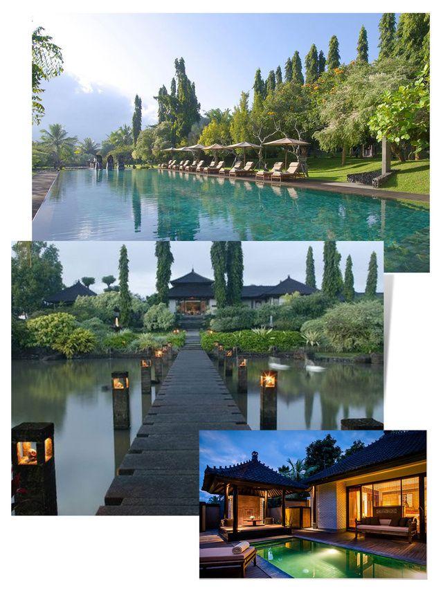 Nos meilleures adresses à Bali chedi ubud