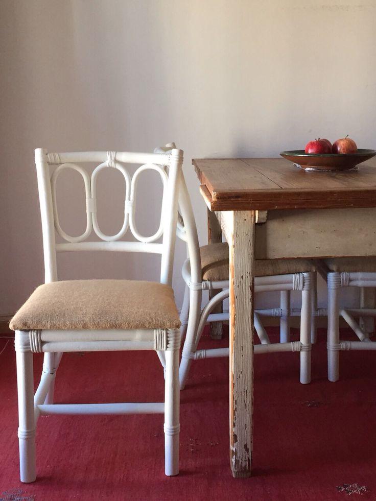 M s de 25 ideas incre bles sobre sillas de bamb en - Sillas de bambu ...