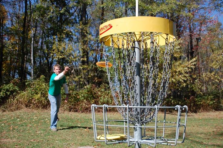 Disc Golf @ Wisp Resort