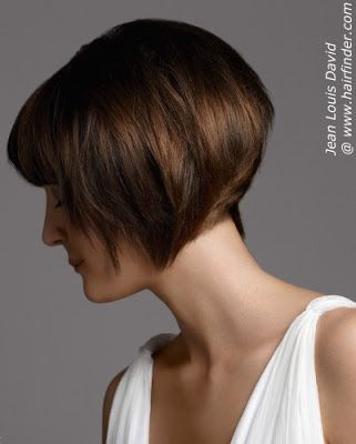 Short Angled Bob Hairstyles 2014 | Peinados a la Moda: Ideas increíbles de Cortes Bob entrecortados ...