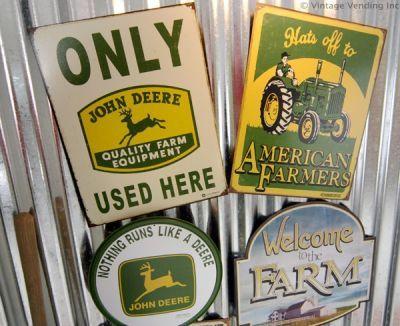 John Deere Signs