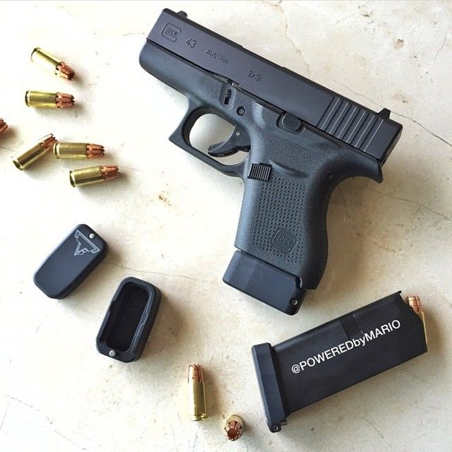 Glock and Posts on Pinterest