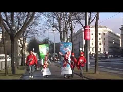Aufblasbare Kostüme und Walking Acts für Ihre Werbung