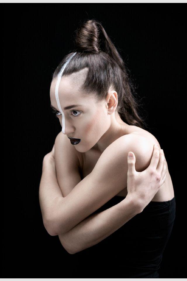 triangoli rasati   hair:_mua  Serena Eden