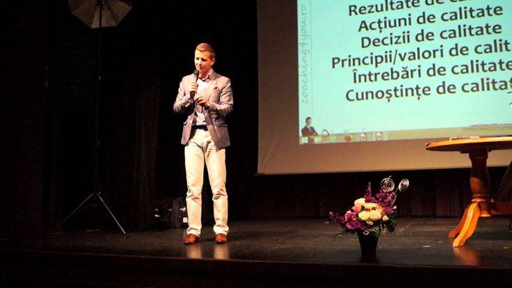 Essay Competition 2014 - Speech motivational Lorand Soares Szasz- eveniment organizat de Asociatia Shakespeare School pentru Educatie