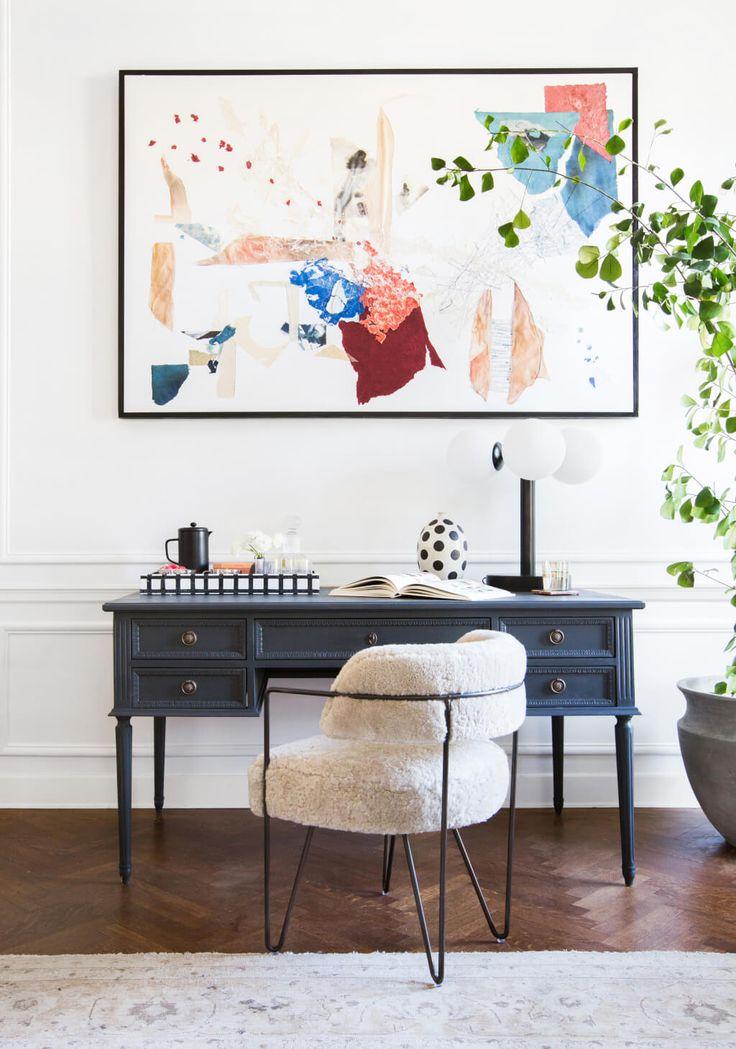 Emily Henderson The Fourth Artist Sothebys Parisian Apartment Pics 23