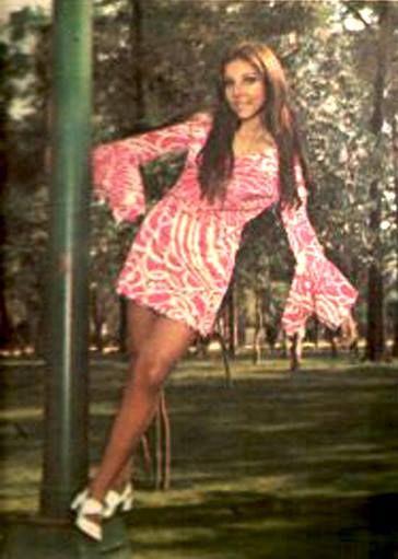 Veronica Castro, El Rostro '70. | El Rostro Del '70 en ...