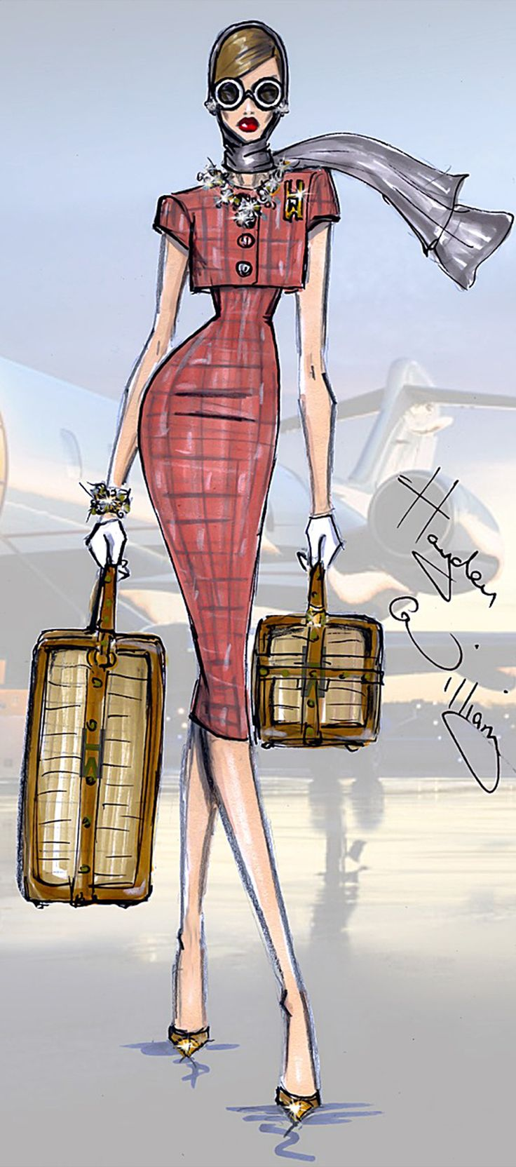 Travel in Style' by Hayden Williams