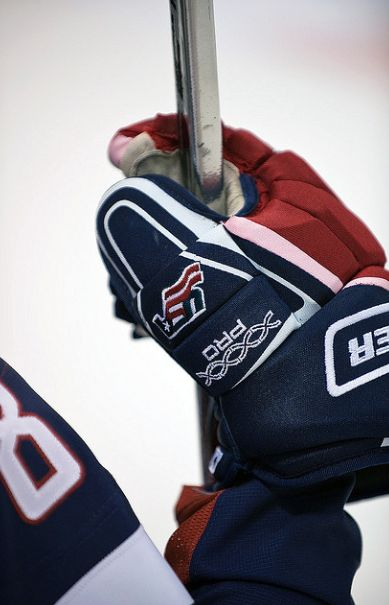 Team USA ice hockey photography.