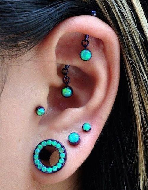 Best 25+ Types of ear piercings ideas on Pinterest | Ear ...