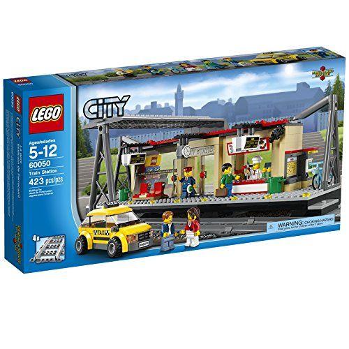 LEGO City Train Station  - http://www.kidsdimension.com/lego-city-train-station/