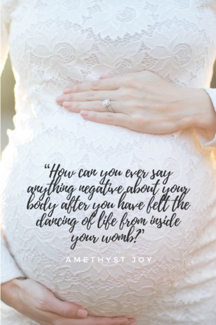 When You Have a New Baby, Expect a New Body | North Phoenix Moms Blog