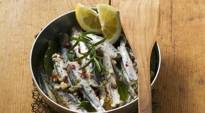 Italian Anchovies:A Complete Guide To One of Italy's Prized Foods
