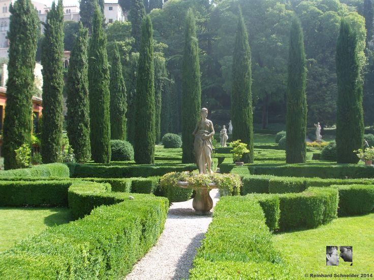 Giardino Giusti Verona/Italy