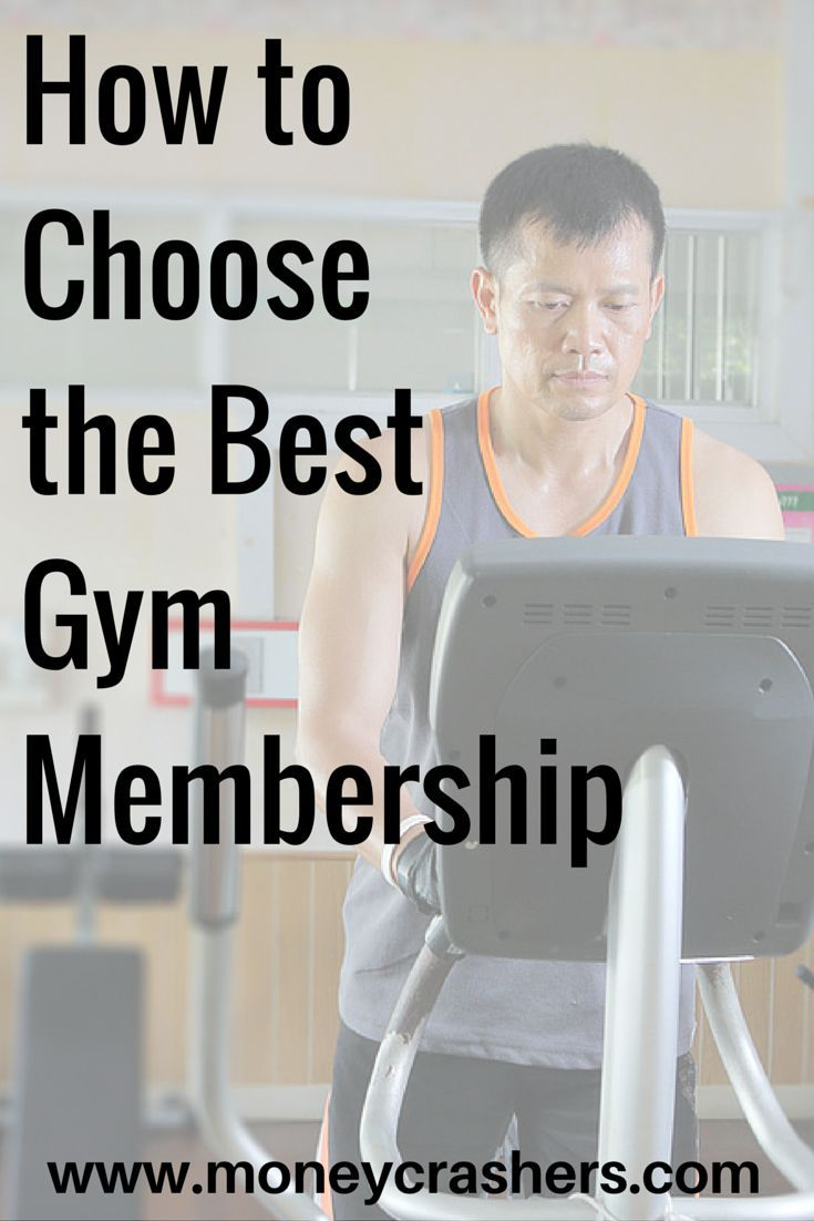 It's so important to pick the right gym and get the best deal possible on your membership. That way you can reach your health and fitness goals without sacrificing your financial health.