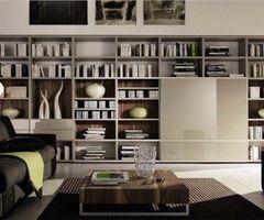 Modern Executive Home Office Furniture Design By Huelsta