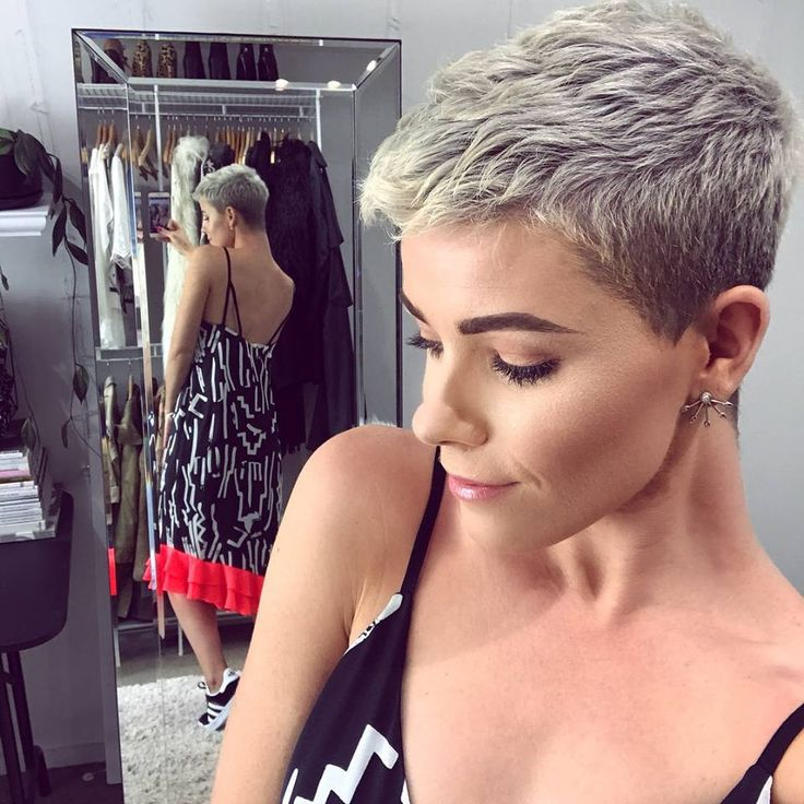Short hair is so nice! View 10 top-of-the-range …