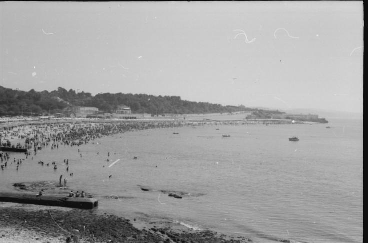 Praia de Santo Amaro de Oeiras