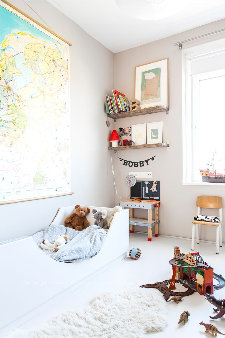 Ideas and inspiration for kids decorating with stuva petit amp small - 4 Habitaciones Infantiles Originales De Revista