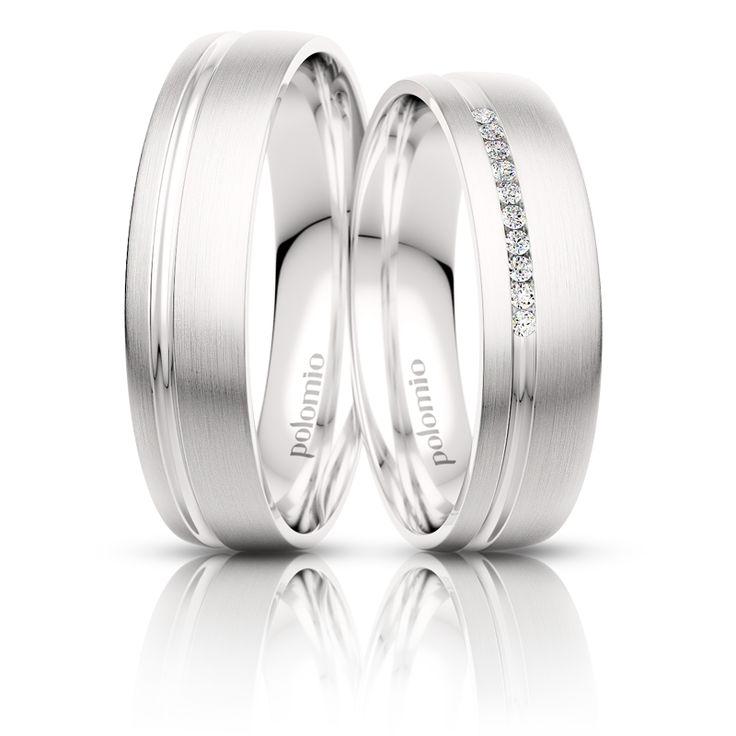 Snubní prsten Rime 5,5-01 Polomio Jewellery