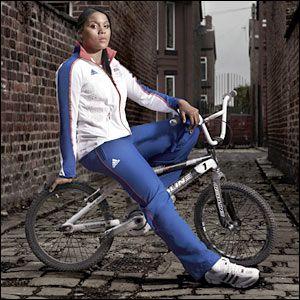 Team GB BMX hope!!